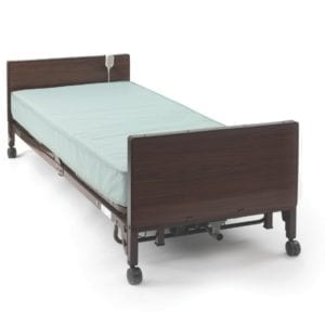 MedLite Hi-Lo Full Electric Hospital Bed