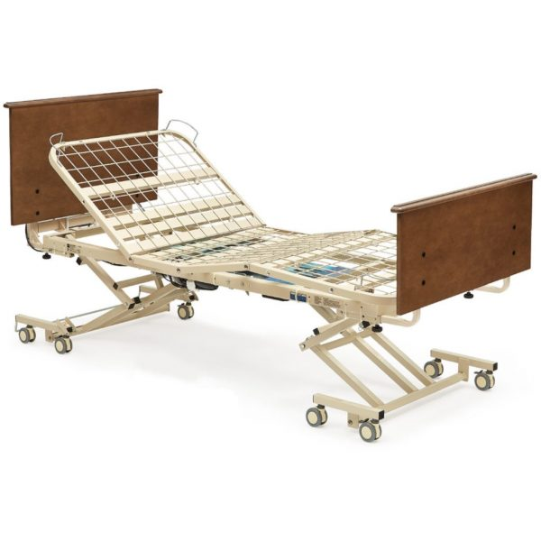 Medline Alterra 1232 Hi-Low Hospital Bed Set