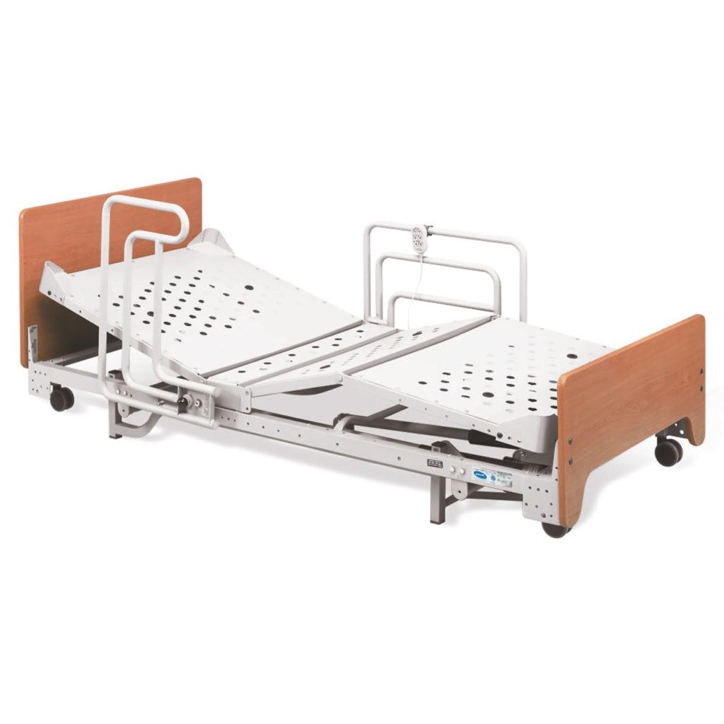 Invacare 820 DLX Hospital Bed Set   Home Care Hospital Beds