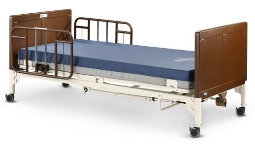 invacare 820 dlx hospital bed