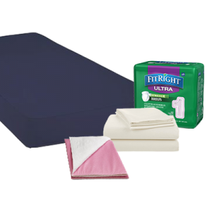 Home Care Incontinence Mattress Package