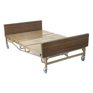 Drive Medical Full Electric 54-Wide Bariatric Hospital Bed