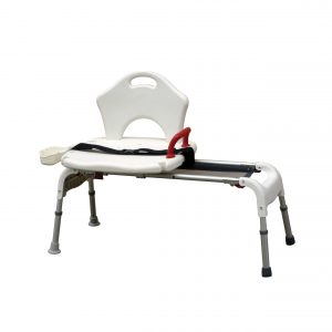 Drive Medical Folding Universal Sliding Transfer Bench