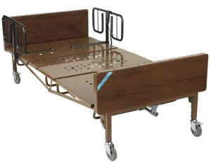 """Full-Electric Bariatric Bed, 54"""""""
