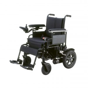 Drive Medical Cirrus Plus EC Folding Power Wheelchair