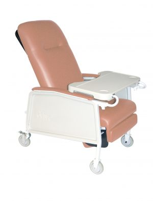 Drive Medical Bariatric 3-Position Recliner