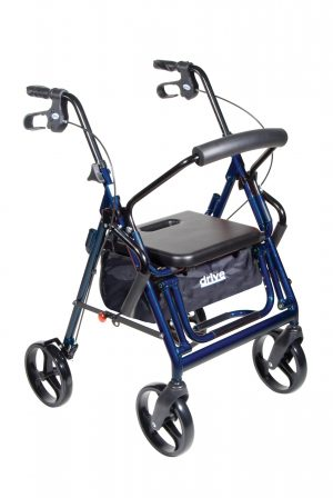Drive Medical Duet Rollator/Transport Chair