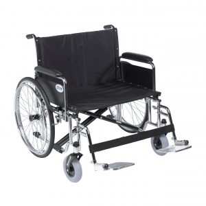 Extra-Wide & Bariatric Wheelchairs