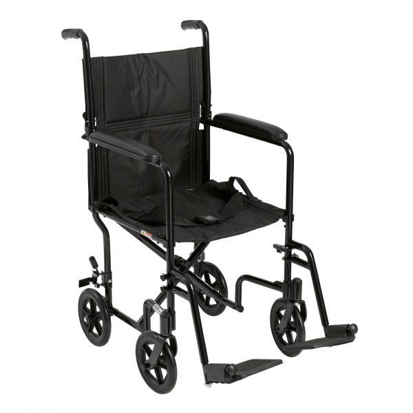 Drive Medical Lightweight Transport Wheelchair