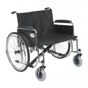 Sentra EC Heavy Duty Extra-Extra Wide Wheelchair