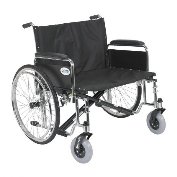 Sentra EC Heavy Duty Extra-Extra Wide Wheelchair