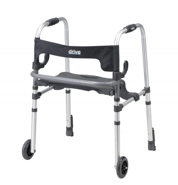 Drive Medical Adult Clever-Lite LS Walker