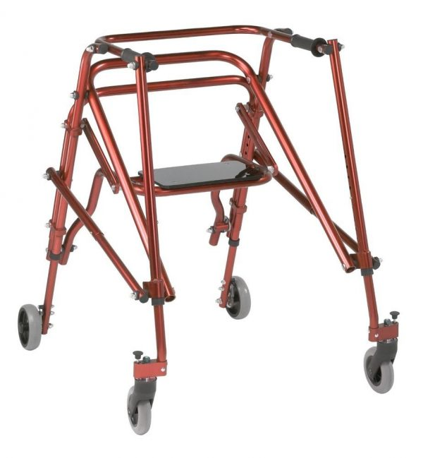 Drive Medical Nimbo Posterior Walker with Seat