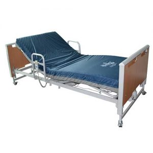 Invacare Etude Hi-Low Hospital Bed Set