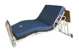 Med-Mizer comfort Wide EX8000 Bariatric low Bed set