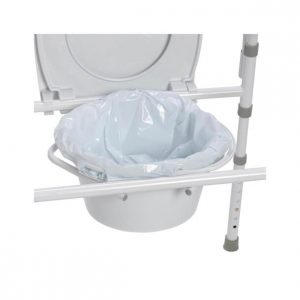 Commode Pail Liners - Drive Medical RTL12095