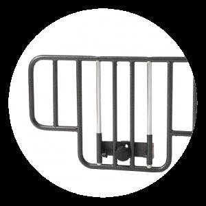 Side Rails & Assist Bars