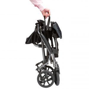 Drive Medical Travelite Chair in a Bag Transport Wheelchair bag 1-min