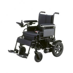 Drive Medical Cirrus Plus EC Folding Rear-Wheel Power Wheelchair 3