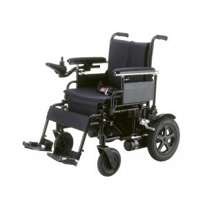 Drive Medical Cirrus Plus EC Folding Rear-Wheel Power Wheelchair
