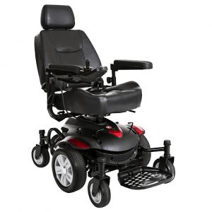 Drive Medical Titan AXS Mid-Wheel Power Wheelchair 2