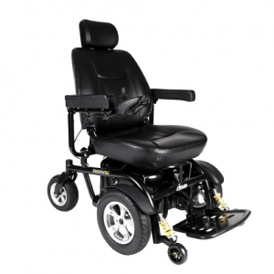 Drive Medical Trident HD Front-Wheel Power Wheelchair