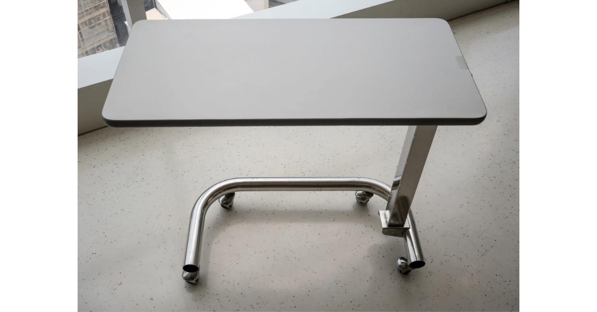 The 3 Best Overbed Tables for Home