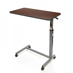invacare Auto-Touch Overbed Table-min