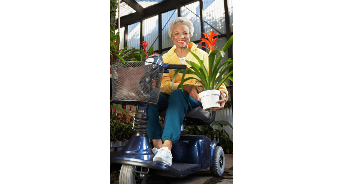 5 Considerations for Choosing a Power Scooter