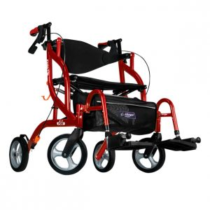 Airgo Fusion F20 Rollator/Transport Chair