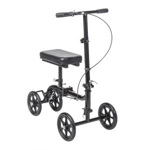 Drive Medical Economy Folding Knee Walker