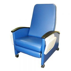 Winco Designer Care Cliner Royal Blue