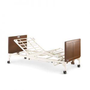 Invacare G-Series Hospital Bed Set