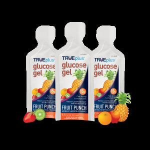 TRUEplus Glucose Gel Pouches